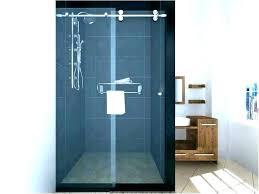 shower door sweep home depot century charming doors seal glass replacement show