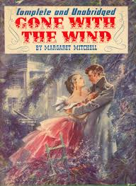 original 1940 hardcover edition of gone with the wind