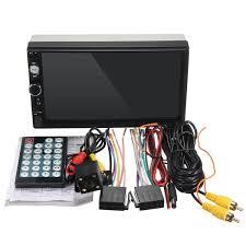 Imars 7010b 7 Inch Car Stereo Radio Mp5 Player Fm Usb Aux Hd Bluetooth Touch Screen Rear View Camera