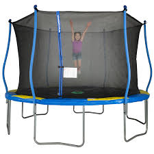 Bounce Pro 12 Trampoline With Flash Light Zone And Enclosure Details About Bounce Pro 12 Foot Trampoline With Classic Enclosure Flashlight Zone Mat