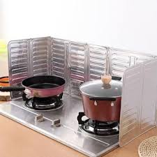 kitchen oil splash guard cooking cover