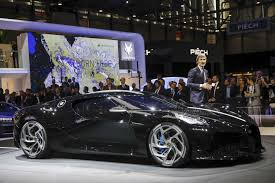 Bugatti's latest creation sets a new bar in price and exclusivity. Bugatti La Voiture Noire 2 Is The Luxury Car Added Big Glory Of The Garage Of These Indians Newstrack English 1