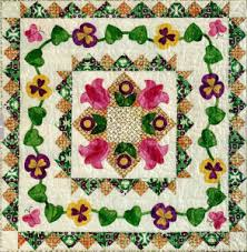 10 Spring Quilts Patterns to Warm Up the Season | Quilt Show News & SpringBlossom Adamdwight.com