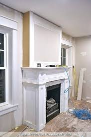 how much to build a fireplace best fireplace ideas on white fireplace fireplace makeovers and white