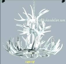 chandeliers white antler chandelier modern chandeliers at home lamp white antler chandelier