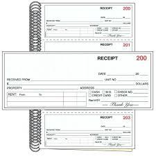Rent Receipt Book Rent Receipt Rent Invoice Receipt Rent Receipt