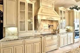 kitchen cabinet side panels kitchen cabinet panel view larger image kitchen with wood vent hood and