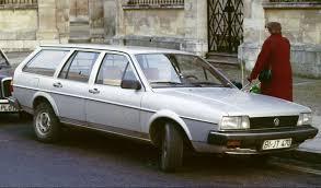 1988 Volkswagen Passat B2 Wagon wallpapers, specs and news ...