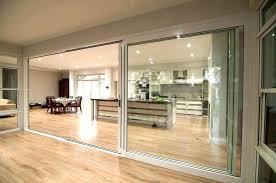 large sliding glass doors sliding glass door curtain rod incredible curtain