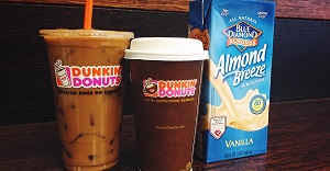why almond milk one reason why we chose almond milk is that it s one of the country s most por non dairy alternatives blue diamond almond breeze