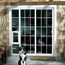 exterior doors with doggie doors built in pet ready exterior doors pet ready exterior doors patio