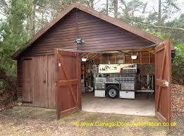 g shed shed garage door opener