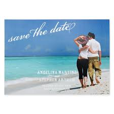 How To Make A Save The Date Card Create Your Own Flourish Foil Silver Personalized Wedding Save The Date Card Card Invites