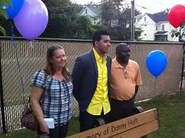 New Hope Dedicates Bench to Danny Holt | Danbury, CT Patch