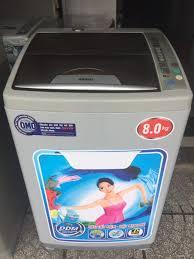 Máy giặt Sanyo Aqua 8.02 kg, cửa trên - TP.Hồ Chí Minh - Five.vn