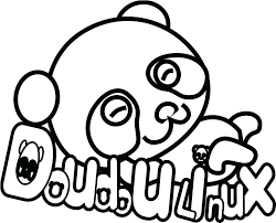 Combo Panda Colouring Pages Mandala Coloring Cute Red G Book Free
