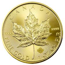 Canadian Maple Leaf Gold Coins Gold Spot Price Current