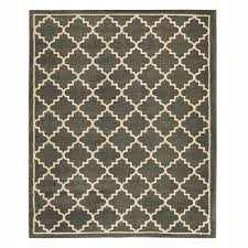 winslow walnut 8 ft x 8 ft square indoor area rug