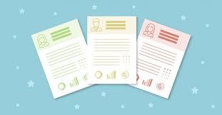 Top 10 Resume Templates Enchanting 28 Top Free Resume Templates Freepik Blog