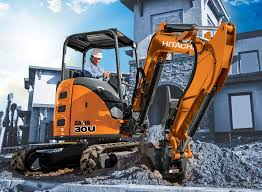 Hitachi Excavators Summarized 2018 Spec Guide Compact