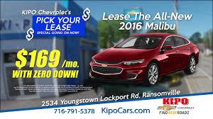 kipo chevrolet pick your lease malibu 30