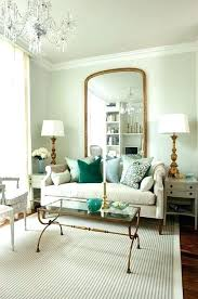 mirror behind couch mirror over couch home decorating an idea for decorating the wall behind your