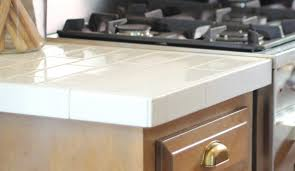 mosaic tile countertop kitchen best tile for bathroom countertops butcher block countertop tiles tops granite tile countertop edge pieces