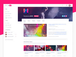 Free Downloads Web Templates Youtube Redesign Free Psd Free Psd Website Templates