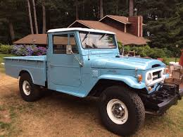 Top Condition Toyota Land Cruiser FJ45 Pickup Waiting for You ...