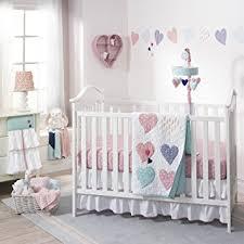 Amazon Lambs & Ivy Felicity 6 Piece Crib Bedding Set Baby