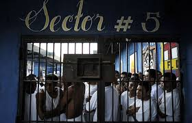 Inside the hell of El Salvador: Stark images from notorious La Esperanza  prison | Daily Mail Online