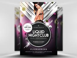 15+ Club Flyer Designs & Examples - Psd, Ai, Vector Eps
