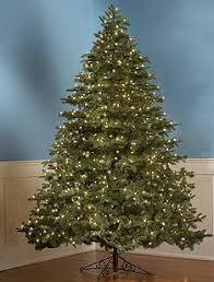 Pre-Lit Christmas Tree solves tangles