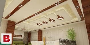 Multi Decor Modern False Ceiling for Home Office Shop and etc