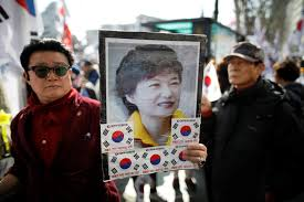 South Korea Removes President Park Geun-hye - The New York Times