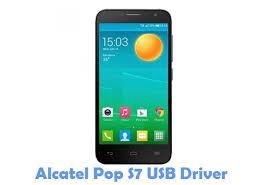 Download Alcatel Pop S7 USB Driver ...