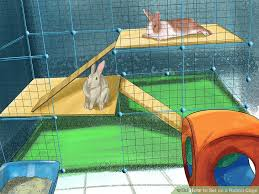 image titled choose a rabbit cage step 4