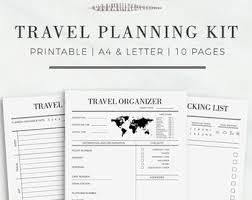 vacation budget planner travel budget printable vacation budget planner travel