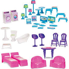 All American Family Dollhouse Accessory Pack Walmart
