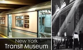 half off membership to the ny transit museum