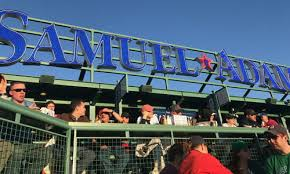 Budweiser Roof Deck Fenway Seating Chart You Can Drink A Boston Lager At Fenway Parks New Sam Deck