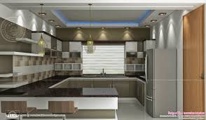 interior design kitchen kerala