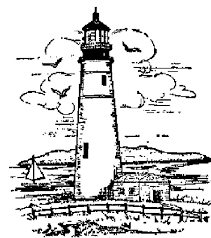 Small Picture Sail Boat Approaching Lighthouse Coloring Pages Sail Boat