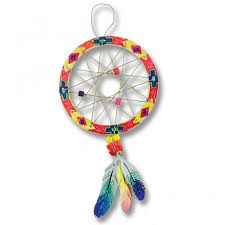 Make Your Own Dream Catchers Mesmerizing Make Your Own Dreamcatchers Art Craft From Early Years Resources UK