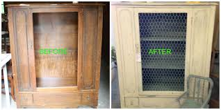 chalk paint furniture before and afterPainted Furniture  Crackle Finish Tutorial  New House New Home