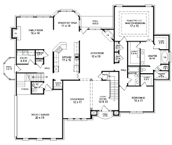 6 Room House Floor Plan 4 Bedroom Floor Plans One Story Apartment Plan 2  Classy Ideas . 6 Room House Floor Plan ...