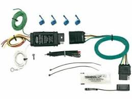details about for 1993 1999 2006 ford ranger trailer wiring harness hopkins 12533vg 1994 1995