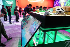 Following the template of the last few years, nintendo will be livestreaming from the e3 show floor from 9am pt every day with guests and commentary accompanying gameplay from the titles discussed in the direct. Gallery Photo Tour Of Nintendo S Booth At E3 2019 Nintendo Wire