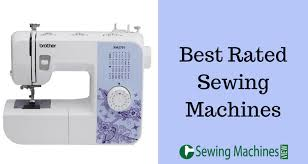 Sewing Machine Rankings