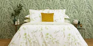 bed linen ginkgo by yves delorme
